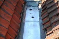 Dakgoot reparatie door PCS Totaal installatiebedrijf