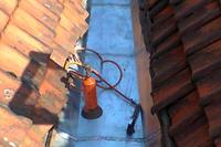 Dakgoot gerepareerd door PCS Totaal loodgietersbedrijf