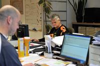 Kantoor loodgietersbedrijf PCS Totaal Services