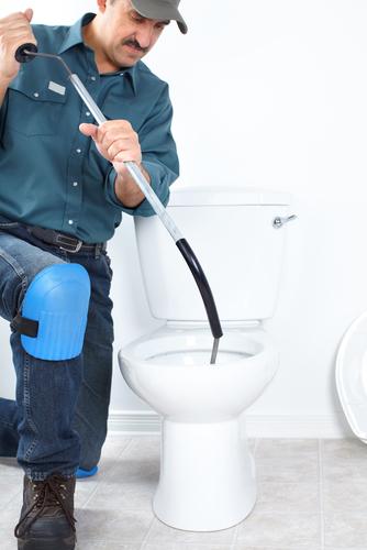 WC verstopt - PCS Totaal